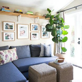 Diseño de diseño residencial tradicional renovado pequeño