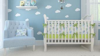 Постельное белье и аксессуары для новорожденных