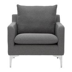 Aremana Occasional Chair Slate Gray