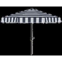 Safavieh Uv Resistant Elsa Fashion Line 9' Auto Tilt Umbrella