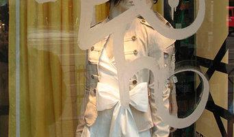 rectificación (eliminacion de graffiti) y protección (lámina) de cristales