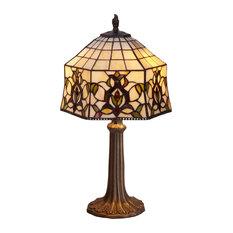 Hexa Series Table Lamp, Small