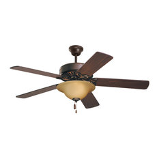 50 most popular traditional ceiling fans for 2018 houzz emerson ceiling fans 50 pro series ceiling fan oil rubbed bronze ceiling aloadofball Gallery