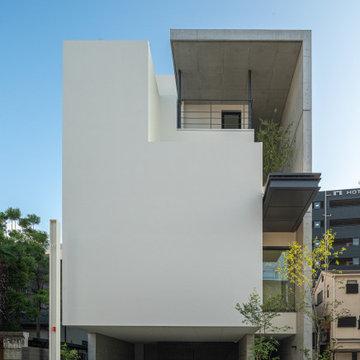 Geometric House Geometric House