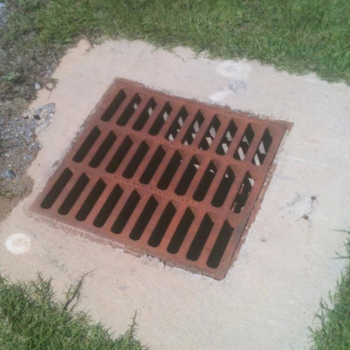 How To Remove A Storm Drain Cover - Best Drain Photos ...