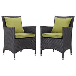 Fabulous Tropical Outdoor Dining Chairs by VB Home Furniture