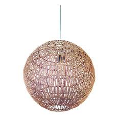 - Lámpara Hive Cobre 50 CM - Lámparas de techo