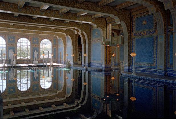 Eclectic  Hearst Castle, Julia Morgan