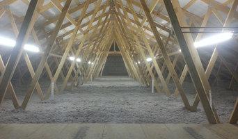 Cellulose Attic Insulation in Lawrence, KS