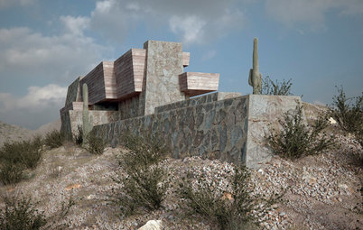 Long-Lost Frank Lloyd Wright Projects Come to Life