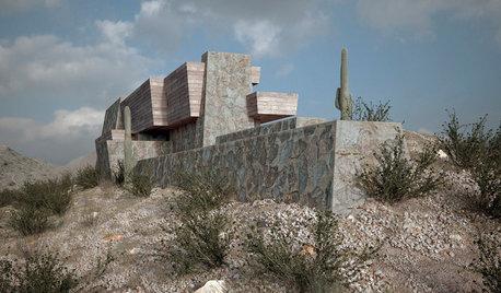 Los proyectos olvidados de Frank Lloyd Wright cobran vida