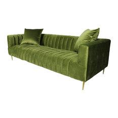 Rutland Sofa Olive