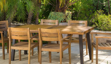 This Summer's Bestselling Outdoor Dining Furniture