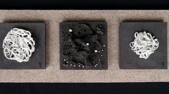 Bas reliefs- triptyques