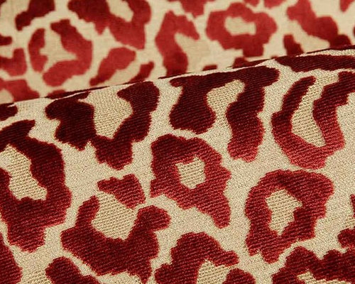 The Problem With Most Leopard Print Fabrics Is That They Take Themselves Too Seriously We Know It S Not A Hide So Why All Fussy Pretense
