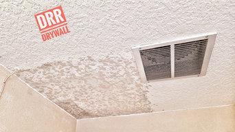 2016-2019 Drywall Repairs