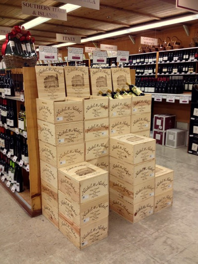 Weekend project reinvent a wine crate for Where to buy used wine crates