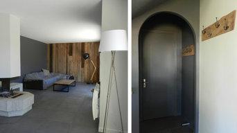 Rénovation d'une maison secondaire morbihan