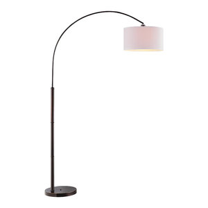ebefa6177b3 Sophia Adjustable 81   Arc Floor Lamp With Marble Base ...