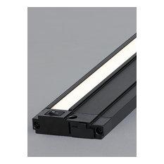 Unilume LED Slimline in Black  120V  2700K