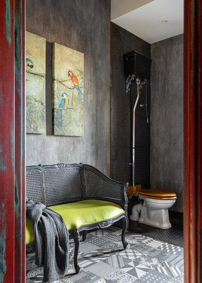 Лофт Туалет by Ирина Шевченко