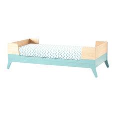 lits et t tes de lit scandinaves. Black Bedroom Furniture Sets. Home Design Ideas