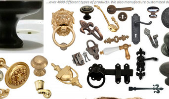 Antique Brass Hardware