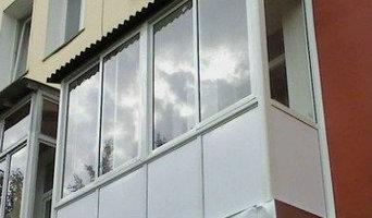 Балконы новые