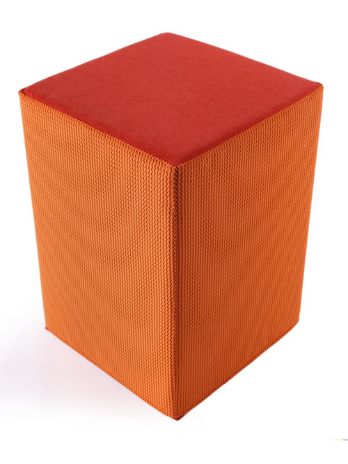 Howard's End Table Cubed - Footstools And Ottomans