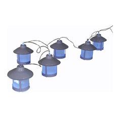 8LED Solar Coastal String Lights