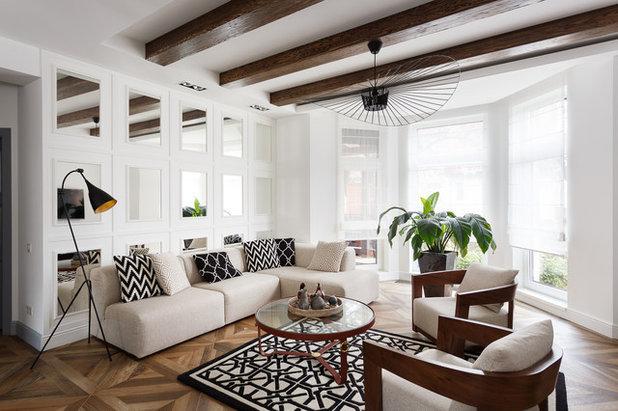 Kleur Corridor Appartement : Houzz tour appartement in kaliningrad foto s how i can