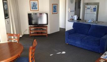 Carpet refurbishment