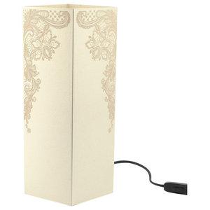 Silvia Paper Table Lamp