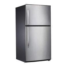 21 CF Top Mount Refrigerator, Electronic Controls