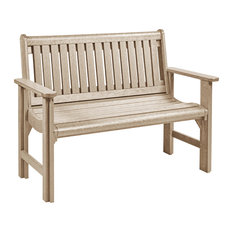 Generations Garden Bench, Beige