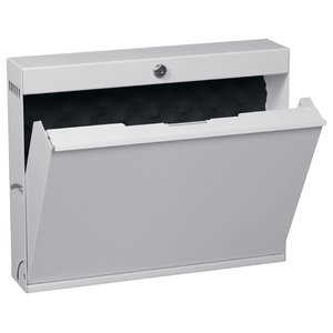 Sportsman Series Wall Safe With Electronic Lock, Beige ...