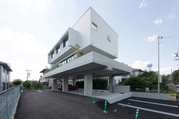 家の外観 by CO2WORKS一級建築士事務所