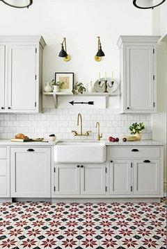 Kitchen Backsplash 4x4 Diagonal Or Subway Tiles