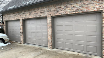 Garage Door Installation in Clermont, IN