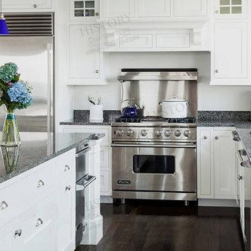 Black Granite for Kitchen  Countertops and Bathroom Vanity Tops