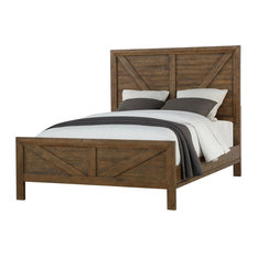 Emerald Home Pine Valley Solid Wood Bed Kit