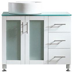 Contemporary Bathroom Vanities And Sink Consoles by Vinnova
