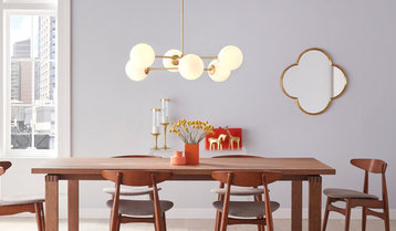 Up to 75% Off Chandeliers With Free Shipping