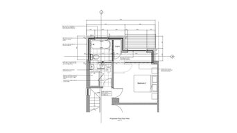 Double storey extension Twyford