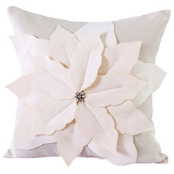 Contemporary Decorative Pillows by 14 Karat Home, Inc