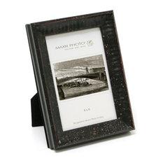 "Lucca Antique Frame, Mahogany, 4""x6"""