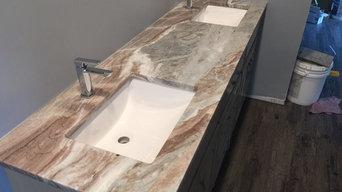 quartz countertops installation in Columbus OH