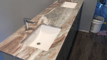quartz countertops installation in Columbus OH