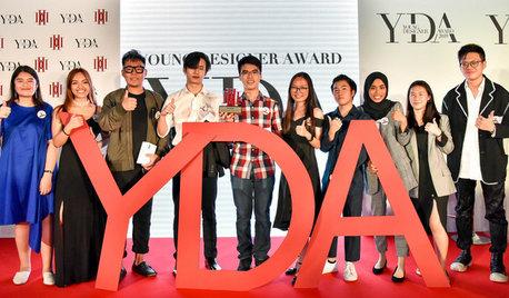 Raffles Design Institute Student Wins Young Designer Award 2019
