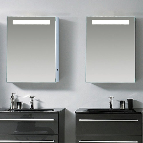 Lighted Images Range of Stylish Illuminated Mirrors